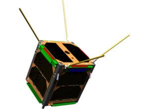 1U CubeSat LEDSAT