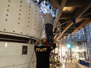 Pokus o řešení problému s ventily lodi Starliner.