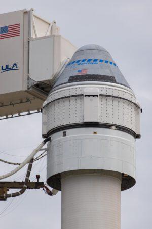 Floridská rampa 41 je jediné místo, odkud může odstartovat raketa Atlas V s lodí Starliner.