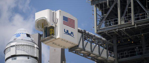 Není jisté, kdy SLC-41 na Floridě opět přivítá raketu Atlas V s lodí Starliner.