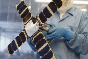 CubeSat Sunstorm