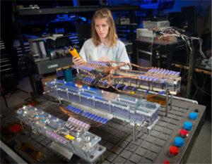 Příprava zařízení FBCE (Flow Boiling and Condensation Experiment)
