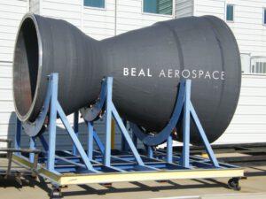 Motory a další majetek společnosti Beal skončily v muzeu Frontiers fo Flight v Dallasu (Texas).