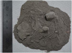 Simulant lunárního regolitu BP-1.