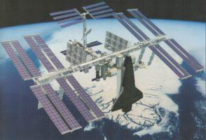 Jedna ze zamýšlených podob ISS