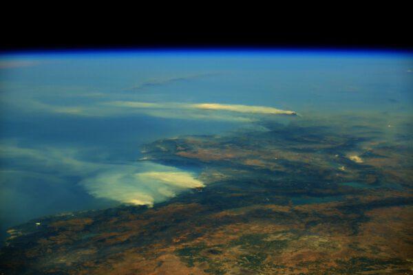Na snímku z 1. srpna 2021 vidíme rozsáhlé požáry na jihu Turecka. Zdroj: flickr.com