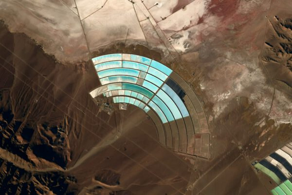 Amfiteátr v Andách. Opět produkt průmyslu či zemědělství. Zdroj: flickr.com