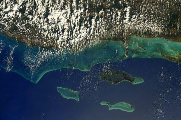 Pobřeží Kuby. Alespoň tak označil svůj snímek Thomas. Zdroj: flickr.com
