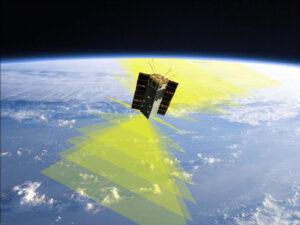 CubeSat HARP.