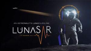 Koncepční grafika LunaSAR.