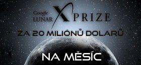 Za 20 milionů dolarů na Měsíc