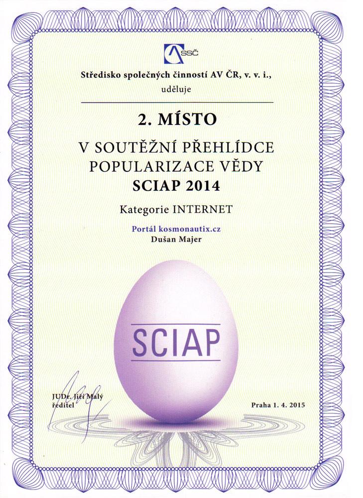 SCIAP 2014