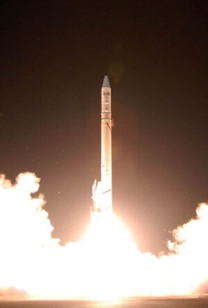 Start rakety Šavit-2